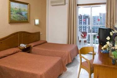 Hotel Cabana: Room - Double BENIDORM - COSTA BLANCA