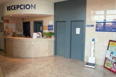 Hotel Apartamentos Buena Vista: Lobby BENIDORM - COSTA BLANCA