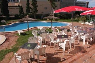 Hotel Apartamentos Buena Vista: Terraza BENIDORM - COSTA BLANCA