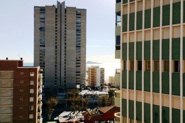 Hotel Apartamentos Carlos V: Exterior BENIDORM - COSTA BLANCA