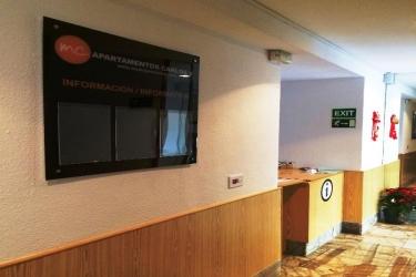 Hotel Apartamentos Carlos V: Lobby BENIDORM - COSTA BLANCA