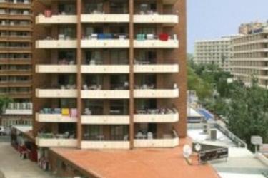 Hotel Apartamentos Carlos V: Außen BENIDORM - COSTA BLANCA