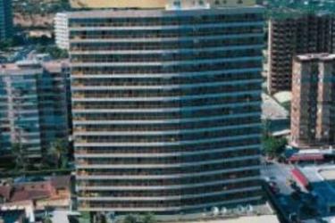 Hotel Don Pancho: Exterior BENIDORM - COSTA BLANCA