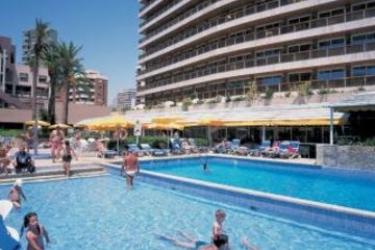 Hotel Don Pancho: Swimming Pool BENIDORM - COSTA BLANCA