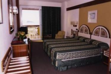 Hotel Don Pancho: Bedroom BENIDORM - COSTA BLANCA