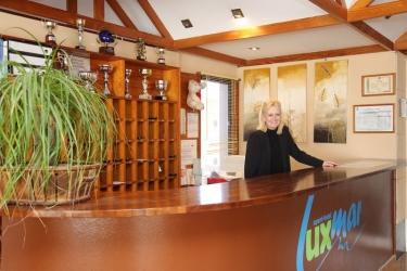 Hotel Apartamentos Luxmar: Lobby BENIDORM - COSTA BLANCA