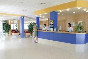Hotel Apartamentos Terralta: Lobby BENIDORM - COSTA BLANCA