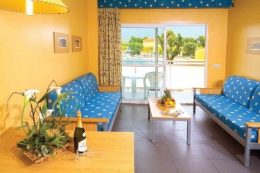 Hotel Apartamentos Terralta: Camera Matrimoniale/Doppia BENIDORM - COSTA BLANCA