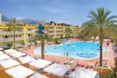 Hotel Apartamentos Terralta: Außen BENIDORM - COSTA BLANCA