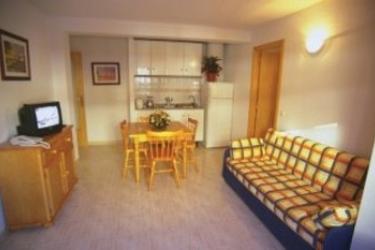 Hotel Apartamentos Avenida: Camera Matrimoniale/Doppia BENIDORM - COSTA BLANCA