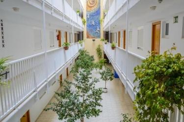 Hotel Apartamentos Avenida: Lobby BENIDORM - COSTA BLANCA