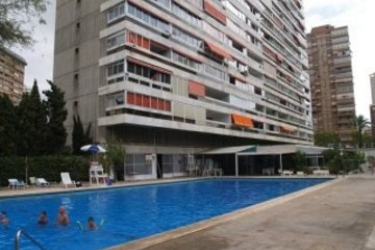 Hotel Apartamentos Cervantes: Exterior BENIDORM - COSTA BLANCA