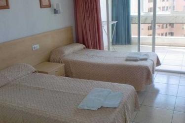 Hotel Apartamentos Cervantes: Habitación BENIDORM - COSTA BLANCA