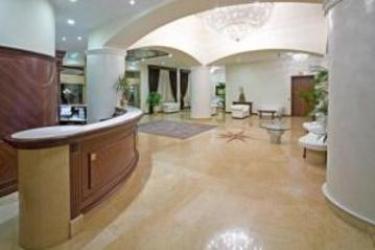 Hotel Marconi: Hotelhalle BENTIVOGLIO - BOLOGNA