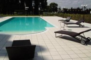 Hotel Marconi: Swimming Pool BENTIVOGLIO - BOLOGNA
