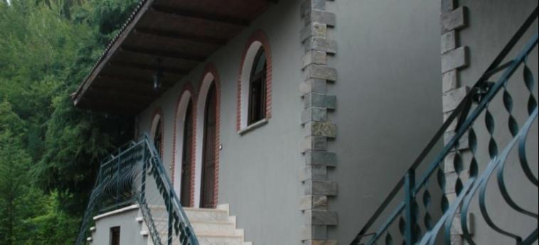 Hotel Castle Park: Fassade BERAT