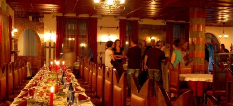 Hotel Castle Park: Restaurant BERAT