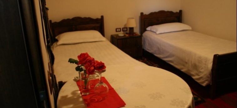 Hotel Castle Park: Twin Room BERAT
