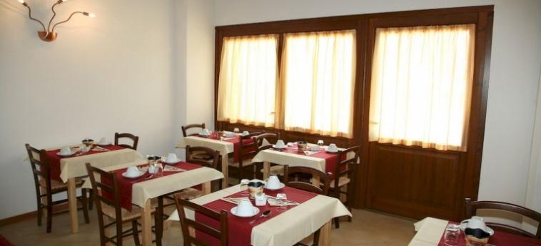 Hotel Il Borghetto: Caffetteria BERGAME