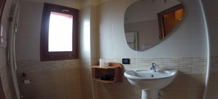 Hotel Il Borghetto: Carte BERGAME
