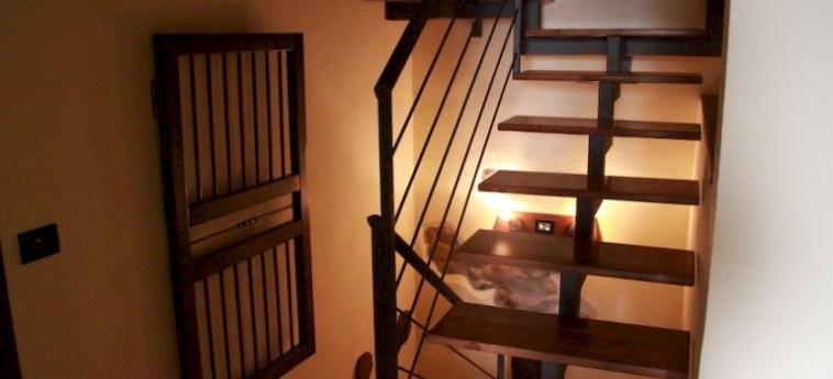 Hotel Il Borghetto: Dormitory 8 Pax BERGAME