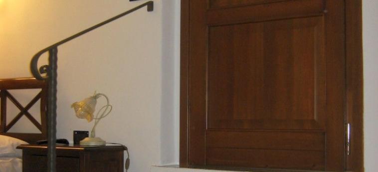 Hotel Il Borghetto: Foret de Pins BERGAME