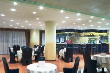 Hotel Una: Bar BERGAME