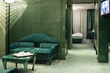 Hotel Una: Chambre Suite BERGAME