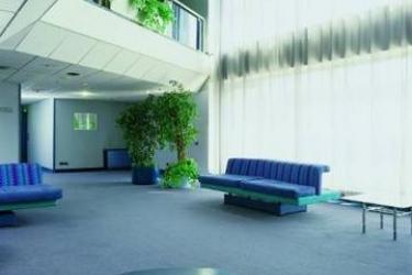 Hotel Una: Hall BERGAME