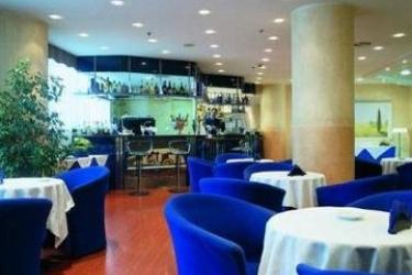 Hotel Una: Restaurant BERGAME