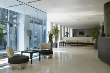 Hotel Nh Bergamo: Lobby BERGAMO
