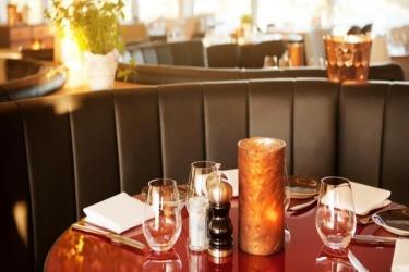 Hotel Scandic Ornen: Bar BERGEN