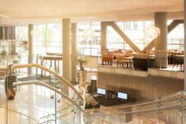 Hotel Scandic Ornen: Hall BERGEN