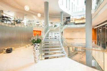 Hotel Scandic Ornen: Lobby BERGEN