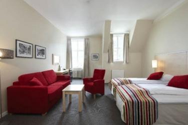 Hotel Scandic Strand: Chambre junior Suite  BERGEN