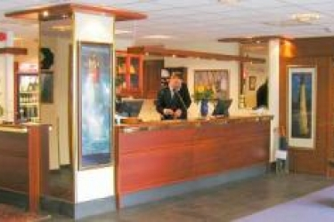 Hotel Scandic Strand: Réception BERGEN
