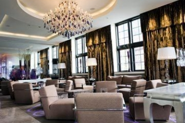 Clarion Collection Hotel Havnekontoret: Lounge Bar BERGEN