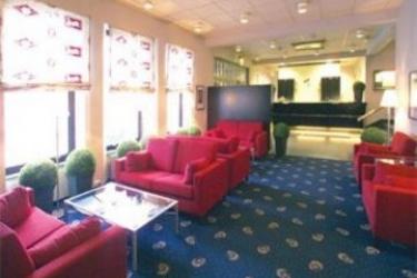 Hotel Best Western Sandviken Brygge: Lounge BERGEN