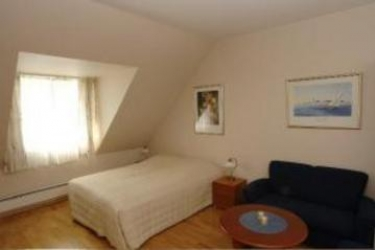 Incity Hotel & Apartments : Camera Matrimoniale/Doppia BERGEN