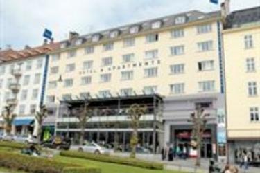 Incity Hotel & Apartments : Esterno BERGEN