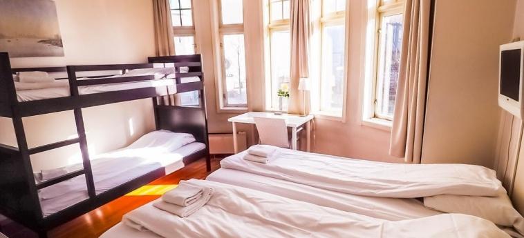 Hotel Bergen Budget: Camera con letti a castello BERGEN