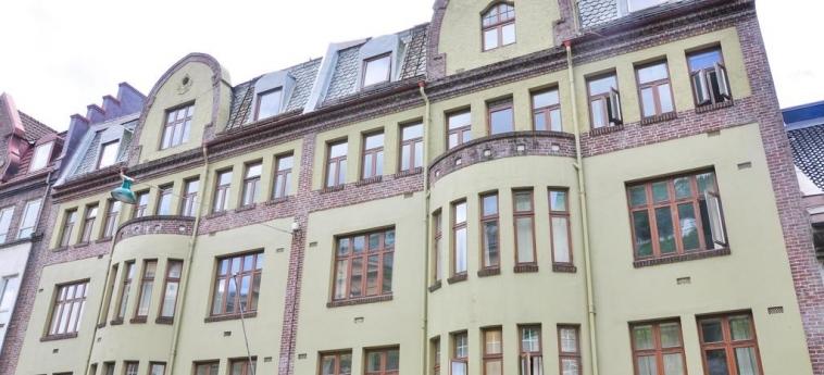 Hotel Bergen Budget: Esterno BERGEN