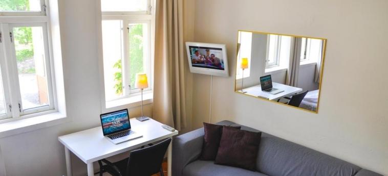 Hotel Bergen Budget: Gastzimmer Blick BERGEN