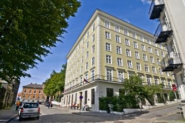 Hotel Grand Terminus: Exterieur BERGEN