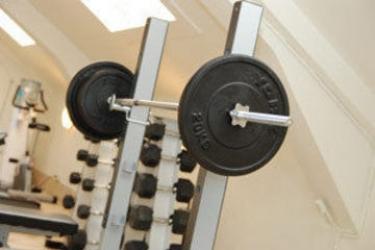 Hotel Grand Terminus: Salle de Gym BERGEN