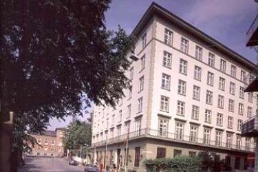 Hotel Grand Terminus: Esterno BERGEN