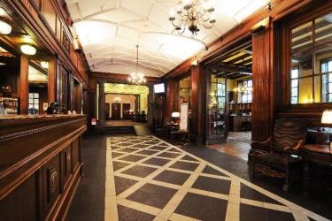 Hotel Grand Terminus: Lobby BERGEN