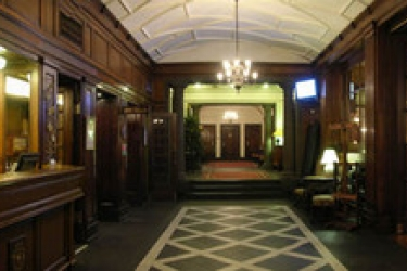 Hotel Grand Terminus: Empfang BERGEN