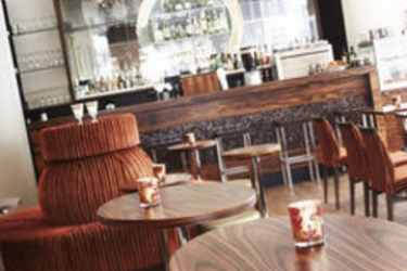 Hotel Scandic Neptun: Lounge Bar BERGEN