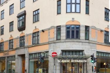 Hotel Scandic Byparken: Außen BERGEN